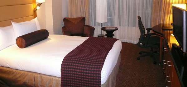 What Makes Hotel Beds Comfortable?