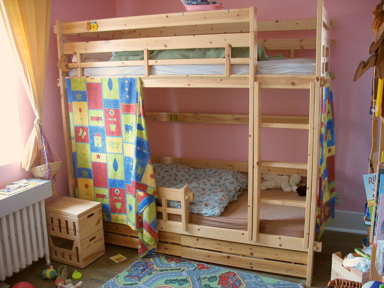 Guide to kids bedding