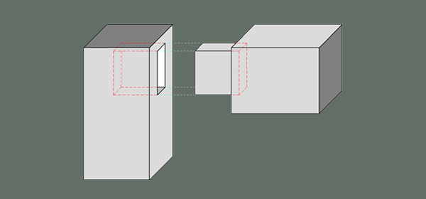 morise and Tenon Joint Example Graphic