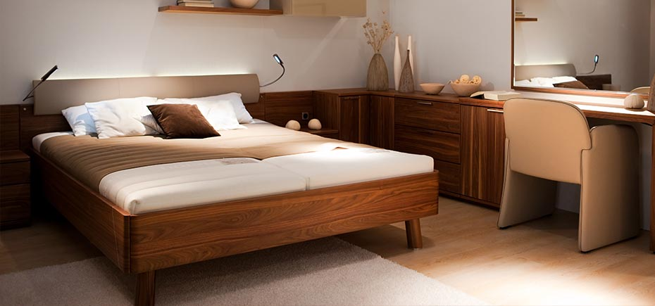 What are the different types of beds guide me to bed for Different type of beds