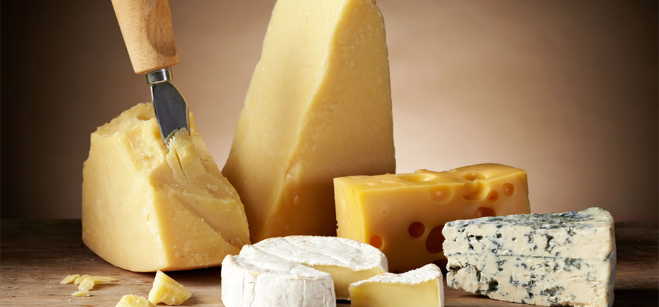 cheese before bed