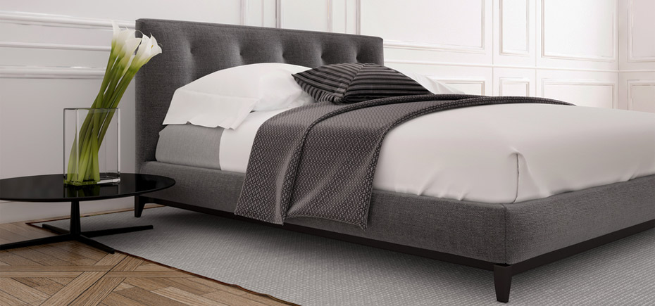 comparison between metal beds and upholstered beds